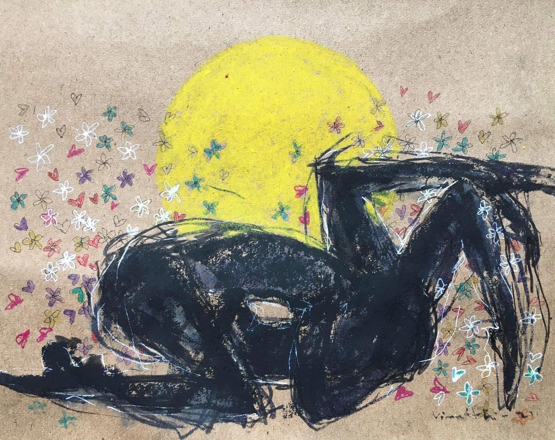 Artist - Vimukti Sahan